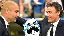 Bayern Munich vs. Barcelona: la despedida entre Josep Guardiola y Luis Enrique