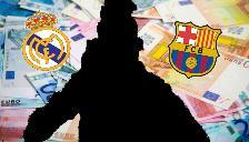 Real Madrid y Barcelona deberán pagar 100 millones a Juventus por Paul Pogba
