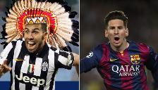 Barcelona vs. Juventus: Messi y Tevez frente a frente en final de Champions