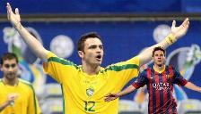 Youtube: Falcao, el Messi del Futsal, convirtió tremendo golazo
