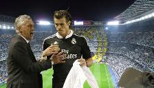 Real Madrid: Carlo Ancelotti defendió a Gareth Bale tras ola de críticas