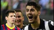 Juventus: Morata consiguió la victoria ante Inter y amenaza al Barcelona