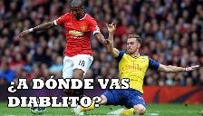Manchester United vs. Arsenal: Gunners salvan el 1-1 y se sienten fijos en Champions