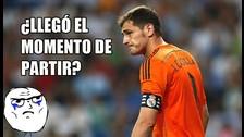 Real Madrid: Iker Casillas podría jugar su último partido