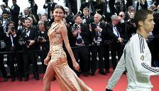 Cristiano Ronaldo: Irina Shayk deslumbra en el Festival de Cannes