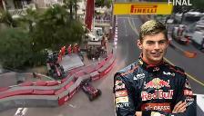 Fórmula 1: Brutal accidente de la escudería Red Bull