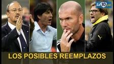 Real Madrid: todos los candidatos para reemplazar a Carlo Ancelotti