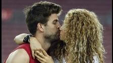 Barcelona: Piqué y su efusiva celebración con Shakira tras ganar la Copa del Rey
