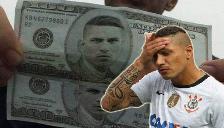 Paolo Guerrero: hinchas de Corinthians lo despiden tratándolo de mercenario