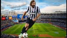 Andrea Pirlo se marcharía de Juventus para 'saltar el charco'