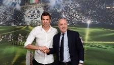 Juventus confirma fichaje de Mario Mandzukic