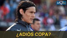 Uruguay: Edinson Cavani evalúa dejar Copa América por accidente de su padre