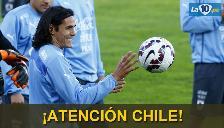 Copa América: Edinson Cavani seguirá jugando pese a detención de su padre