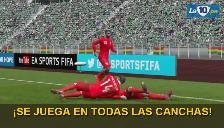 Perú vs. Bolivia: la Blanquirroja ganó la simulación del partido en FIFA 15