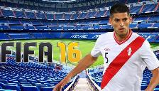 Carlos Zambrano en portada de FIFA 16: recta final de votaciones