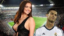 Cristiano Ronaldo: Irina Shayk enciende las redes sociles con un impresionante imagen