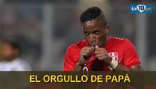 Jefferson Farfán: su hijo Adriano ya es goleador en divisiones menores