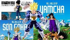 Dragon Ball: Colección imperdible de los personajes más importantes