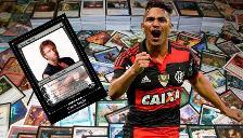 Paolo Guerrero: Hinchas de Flamengo crean 'Magic' del delantero peruano