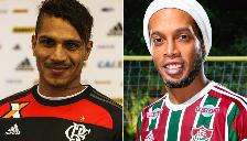 Paolo Guerrero vs. Ronaldinho: ¿Cuándo será el Flamengo vs. Fluminense?