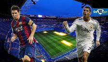 Lionel Messi y Cristiano Ronaldo entre los diez mejores jugadores de Europa