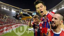 Bayern Munich: Compañero de Claudio Pizarro va en helicóptero a la panadería