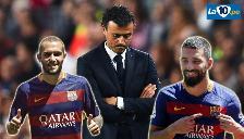 Barcelona: Arda Turan y Aleix Vidal no podrán jugar ni los amistosos