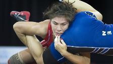Panamericanos 2015: Thalia Mallqui ganó la medalla de plata en lucha