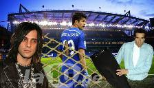 Chelsea: Diego Costa traspasa las rejas en el entrenamiento