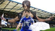 Chelsea: Diego Costa vuelve hacer un truco de magia