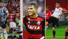 Paolo Guerrero: revive todos los goles del 'Depredador' con el Flamengo