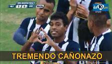 Alianza Lima vs. UTC: Miguel Araujo anotó este golazo ante los cajamarquinos