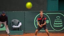 Copa Davis: Mauricio Echazú ganó y salvó a Perú de derrota con Bolivia