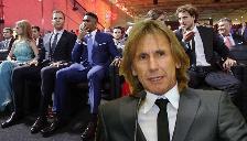 Sorteo Eliminatorias Rusia 2018: Ricardo Gareca rodeado de estrellas