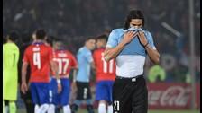 Eliminatorias Rusia 2015: Edinson Cavani fue sancionado por la Conmebol