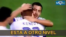 Barcelona vs. Chelsea: Eden Hazard hizo gol maradoniano en amistoso