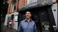 Nolberto Solano inauguró el primer restaurante peruano en Newcastle