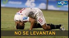 Universitario de Deportes igualó 1-1 con Real Garcilaso y sigue como colero