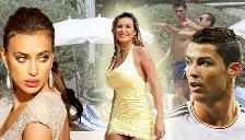 Cristiano Ronaldo: modelo brasileña confirma infidelidad a Irina Shayk