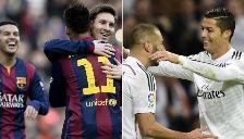 Barcelona y Real Madrid corren el riesgo de perder a dos de sus estrellas