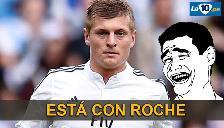 Real Madrid: Toni Kroos fue humillado por un juvenil en las prácticas