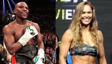 UFC: Ronda Rousey recibió un picante mensaje de Floyd Mayweather