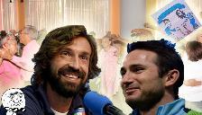 MLS: Se burlan de Andrea Pirlo y Frank Lampar con divertida banderola