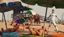 Cristiano Ronaldo aparece como figura en el videojuego GTA V