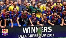 Barcelona y la última vez que levantó la Supercopa de Europa