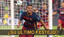 Barcelona: Pedro hizo el gol del título en su posible último partido como culé