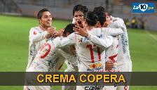 Universitario venció por 3-1 a Anzoátegui en su debut en Copa Sudamericana