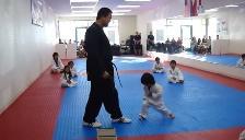 Facebook: Niño intenta romper una tabla de Taekwondo y se vuelve viral