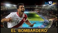 Claudio Pizarro: los goles del 'Bombardero' con la Selección Peruana