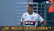 Paolo Guerrero: Flamengo no pudo ante el Palmeiras en Sao Paulo